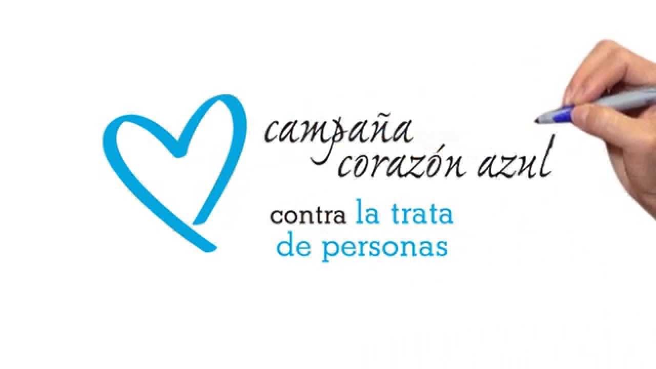 Resultado de imagen para campaña corazon azul