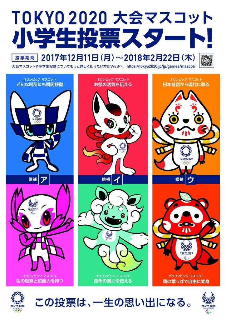 Tokyo 2020 Presentan Disenos De Mascotas Noticias Nippon