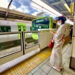 [BIJINESU]  línea Yamanote suspenderá operaciones en Tokio